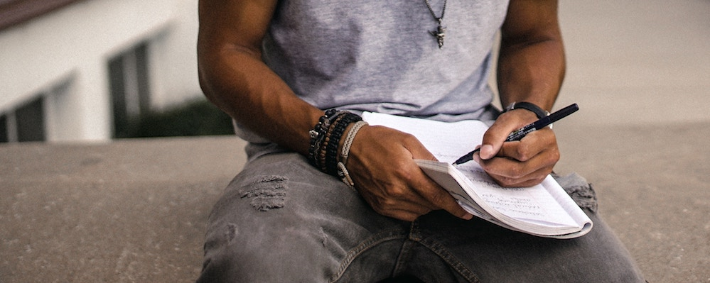 IWSG: Writing it down